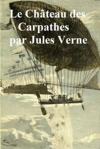 Cover Le Chateau des Carpathes