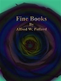 Cover Fine Books