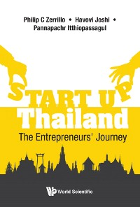 Cover Start-up Thailand: The Entrepreneurs' Journey