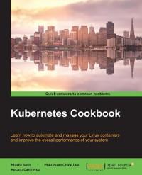 Cover Kubernetes Cookbook