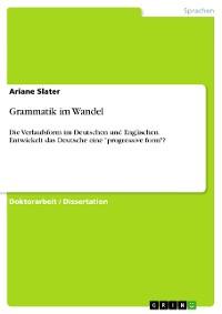 Cover Grammatik im Wandel