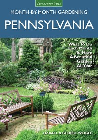 Cover Pennsylvania Month-by-Month Gardening