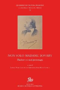 Cover Non solo Madame Bovary