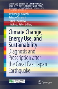Cover Climate Change, Energy Use, and Sustainability