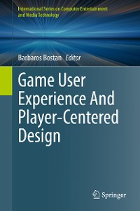 Cover Game User Experience And Player-Centered Design