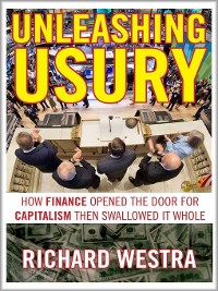 Cover Unleashing Usury
