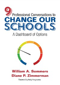 Cover Nine Professional Conversations to Change Our Schools