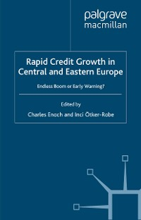 Cover Rapid Credit Growth in Central and Eastern Europe