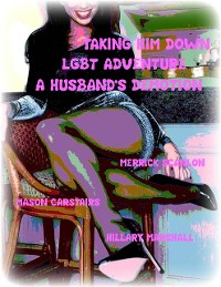 Cover Taking Him Down - Lgbt Adventure - A Husband's Demotion