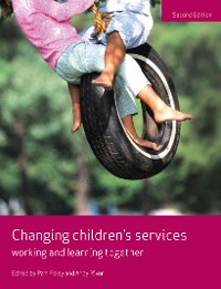 Cover Changing children's services