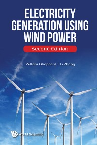 Cover Electricity Generation Using Wind Power (Second Edition)
