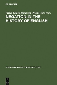 Cover Negation in the History of English