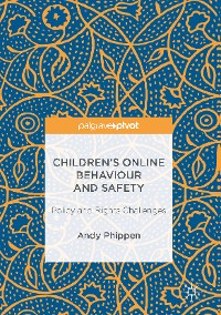 Cover Children's Online Behaviour and Safety