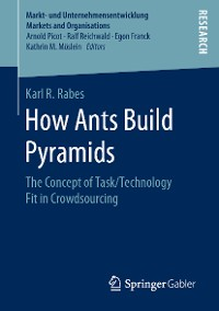 Cover How Ants Build Pyramids