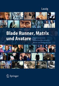 Cover Blade Runner, Matrix und Avatare