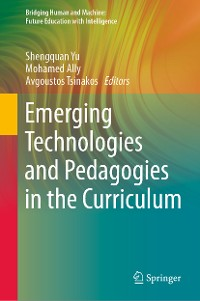 Cover Emerging Technologies and Pedagogies in the Curriculum