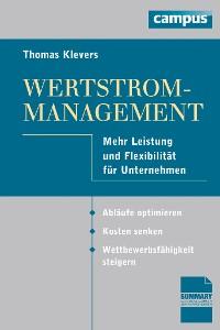 Cover Wertstrom-Management