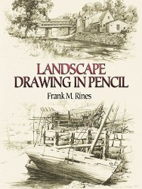 Cover Landscape Drawing in Pencil