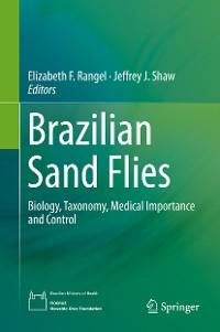 Cover Brazilian Sand Flies