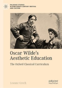 Cover Oscar Wilde's Aesthetic Education