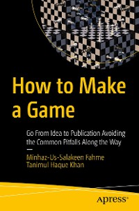 Cover How to Make a Game