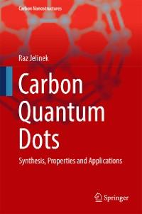 Cover Carbon Quantum Dots