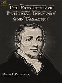 Cover On The Principles of Political Economy, and Taxation