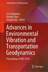 Cover Advances in Environmental Vibration and Transportation Geodynamics