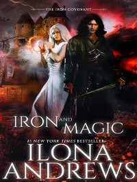Cover Iron and Magic