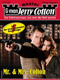 Cover Jerry Cotton 3344