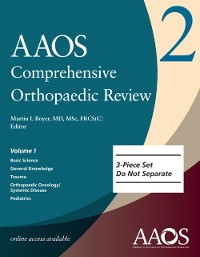 Cover AAOS Comprehensive Orthopaedic Review 2