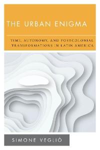 Cover The Urban Enigma