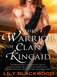 Cover The Warrior of Clan Kincaid