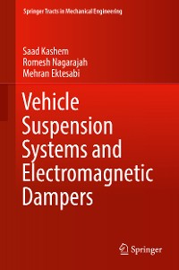 Cover Vehicle Suspension Systems and Electromagnetic Dampers
