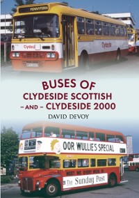 Cover Buses of Clydeside Scottish and Clydeside 2000