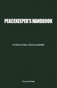 Cover Peacekeeper's Handbook