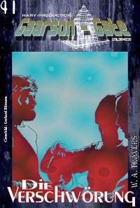 Cover GAARSON-GATE 041: Die Verschwörung