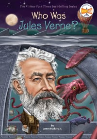 Cover Who Was Jules Verne?
