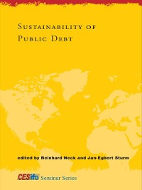 Cover Sustainability of Public Debt