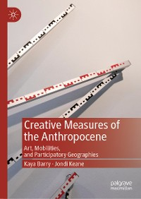 Cover Creative Measures of the Anthropocene
