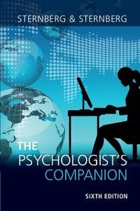 Cover Psychologist's Companion