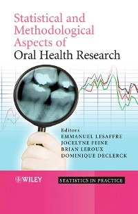 Cover Statistical and Methodological Aspects of Oral Health Research