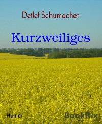 Cover Kurzweiliges