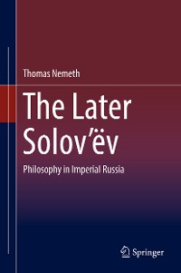Cover The Later Solov'ëv