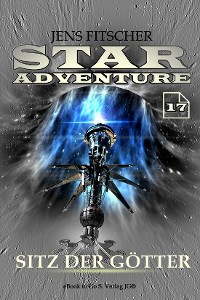 Cover Sitz der Götter (STAR ADVENTURE 17)