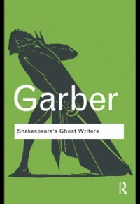 Cover Shakespeare's Ghost Writers