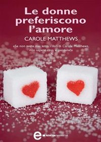 Cover Le donne preferiscono l'amore