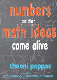 Cover Numbers and Other Math Ideas Come Alive