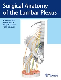 Cover Surgical Anatomy of the Lumbar Plexus