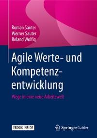 Cover Agile Werte- und Kompetenzentwicklung